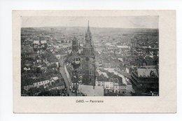 Belgique: Flandre Orientale, Gand, Gent, Panorama (19-373) - Gent