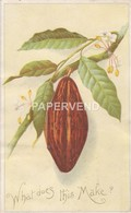 Advert  ROWNTREE'S Elect  Cocoa  E100 - Advertising