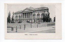 Belgique: Flandre Orientale, Gand, Gent, Palais De Justice (19-377) - Gent