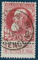 MW-2726     ANVERS AGENCE N° 18    OCB 74 - 1905 Grosse Barbe