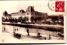 TOULOUSE La Gare MATABIAU CPA Animée Ecrite En 1936 BBE - Toulouse