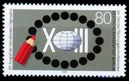 BERLIN 1989 Nr 843 Postfrisch S5F7B22 - [5] Berlin