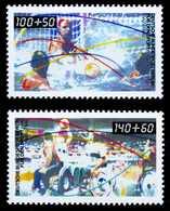 BERLIN 1990 Nr 864-865 Postfrisch S5F7BFE - Berlin (West)