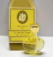 MINIATURE Nina Ricci L'air Du Temps - Miniatures Modernes (à Partir De 1961)