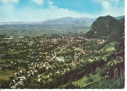 (a) Autriche : Honenems Panorama - Hohenems