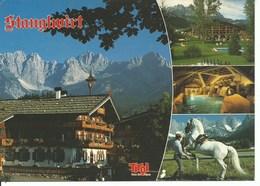 (a) Autriche : Bio Hotel Stanglwirt - Autriche