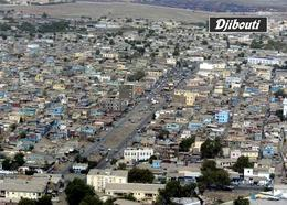 Djibouti City Aerial View New Postcard - Dschibuti