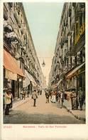 BARCELONA CALLE DE SAN FERNANDO ESPANA PHOTOCHROME 1900 - Barcelona