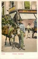 GRANADA AGUADORES COSTUME METIER ESPANA PHOTOCHROME 1900 ESPAGNE - Granada