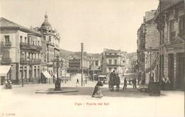 VIGO PUERTA DEL SOL PONTEVEDRA ESPANA 1900 ESPAGNE - Pontevedra