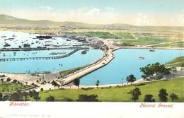 GIBRALTAR NEUTRAL GROUND J. FERRY § COMPAGNY PHOTOCHROME 1900 - Gibraltar