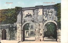 GIBRALTAR SOUTHPORT GATES PHOTOCHROME 1900 - Gibraltar