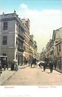GIBRALTAR WATERPORT STREET  J. FERRY § COMPAGNY PHOTOCHROME 1900 - Gibraltar