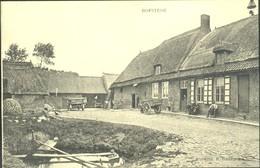 WERVIK - Geluwe : Hofstede : Op Rug Vd Kaart Staat Geschreven : Gheluwebroekstraat - Wervik
