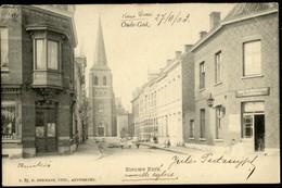"""Mortsel Oude God  -- Café """"La Belle Vue"""" - Mortsel"""