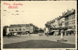 ETTERBEEK :  Place Jourdan - Etterbeek