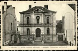 ETTERBEEK : Maison Communale D'Etterbeek - Etterbeek