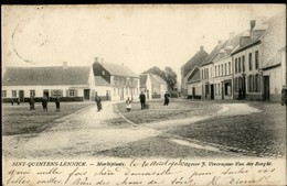 LENNIK St Kwintens :  MARKTPLAATS - Lennik