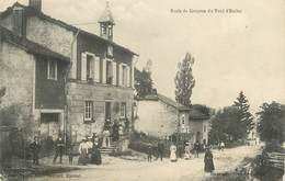 """CPA FRANCE 88 """" Le Void D'Escles, Ecole De Garçons"""" - Andere Gemeenten"""