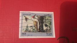 2013 Uccelli Delle Alpi Picchio Cenerino - 2011-...: Usati