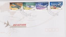 Australia 2008 Aviation,FDC ,A - FDC