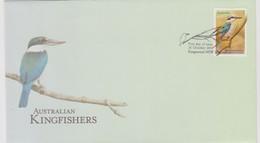 Australia 2010 Australian Kingfishers,self Adhesive FDC ,A - FDC