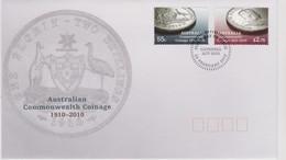 Australia 2010 Commonwealth Coinage  FDC - FDC