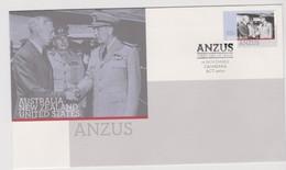 Australia 2011 ANZUS, FDC ,A - FDC