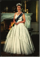 Her Majesty Queen Elizabeth II  -  Photo Baron  -  Ansichtskarte Ca. 1964    (9520) - Femmes Célèbres