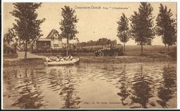 """Overmeire-Donck Villa """" 't Vierklaverke"""" 1927 - Berlare"""