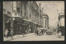 CASABLANCA - La Rue De L'Horloge - Casablanca