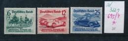 D.-Reich Nr. 695-7  *    (ed3221  ) Siehe Scan - Germany