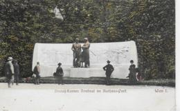 AK 0175  Wien - Strauss-Lanner Denkmal Im Rathaus-Park / Verlag Leclerc Um 1907 - Wien Mitte