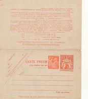 N°2606 CLPP NEUF - Postal Stamped Stationery