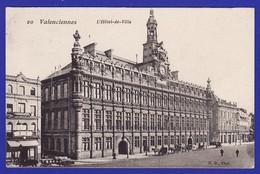 VALENCIENNES Mairie 1906 ( Très Très Bon état ) +6172 - Valenciennes