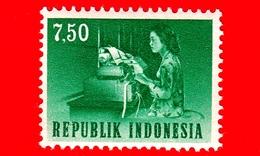Nuovo - MNH - INDONESIA - 1964 - Trasporti E Comunicazioni  - Telegrafista - 7.50 - Indonesia