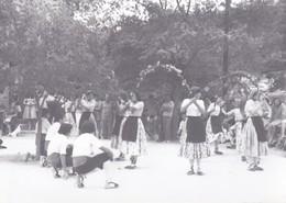 PHOTO--Languedoc Roussillon ?--Danse Catalane ?--groupe Folklorique--voir 2 Scans - Photos