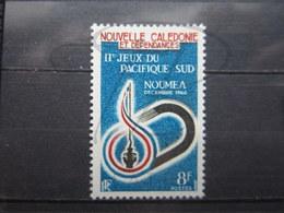 VEND BEAU TIMBRE DE NOUVELLE-CALEDONIE N° 328 , XX !!! - Neukaledonien