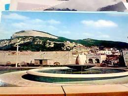 GIBRALTAR The Fountain And Entrance To Town CASERMA CASEMATES  VB1963 HA8255 - Gibilterra
