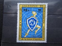 VEND BEAU TIMBRE DE NOUVELLE-CALEDONIE N° 385 , XX !!! - New Caledonia