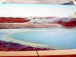 ISLANDA ICELAND HVERAVELLIOR HOT SPRING AREA  N1970 HA8259 - Islanda