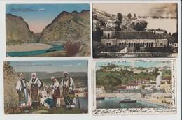 Cartes Yougoslavie - Jugoslavia