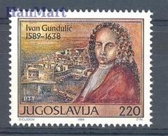 Yugoslavia 1989 Mi 2326 MNH ( ZE2 YUG2326 ) - Joegoslavië
