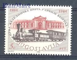 Yugoslavia 1984 Mi 2044 MNH ( ZE2 YUG2044 ) - Joegoslavië