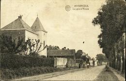 Anseroeul ( Mont De L'Enclus ). La Grand Route. **** - Mont-de-l'Enclus