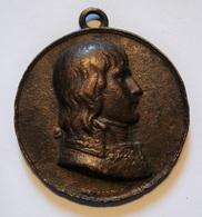 ANCIENNE MEDAILLE NAPOLEON BONAPARTE. 1796 BATAILLE DE MONTENOTTE. ARMEE D'ITALIE. - Other