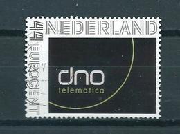 Netherlands DNO Telematica Used/gebruikt/oblitere - Nederland