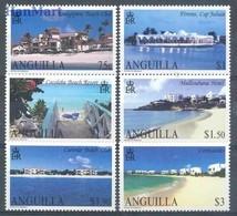 Anguilla 2003 Mi 1138-1143 MNH ( ZS2 ANL1138-1143 ) - Hostelería - Horesca