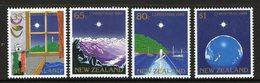 NEW ZEALAND, 1989 XMAS 4 MNH - New Zealand
