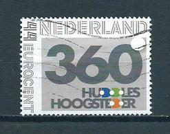 Netherlands 360 Huddles Hoogsteder Used/gebruikt/oblitere - Nederland